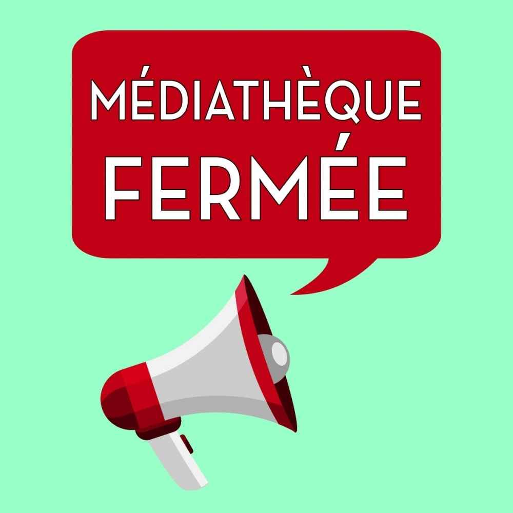 conge mediatheque